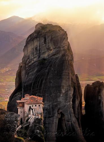nature landscapes religion greece civilisation meteora d300 kalambaka travelphotography trikala thessalia ορθοδοξία θρησκεία holidaysvacanzeurlaub μετέωρα