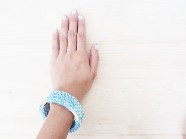 Washi + Twine Jewelry Workshop