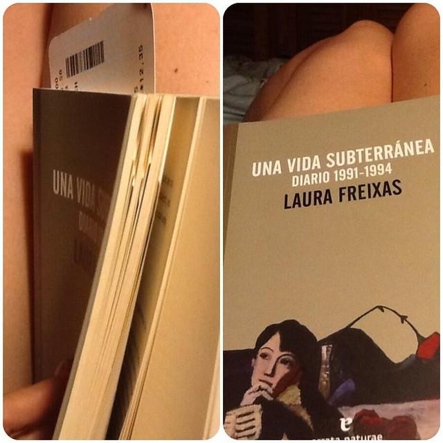 Una vida subterránea (Laura Freixas)