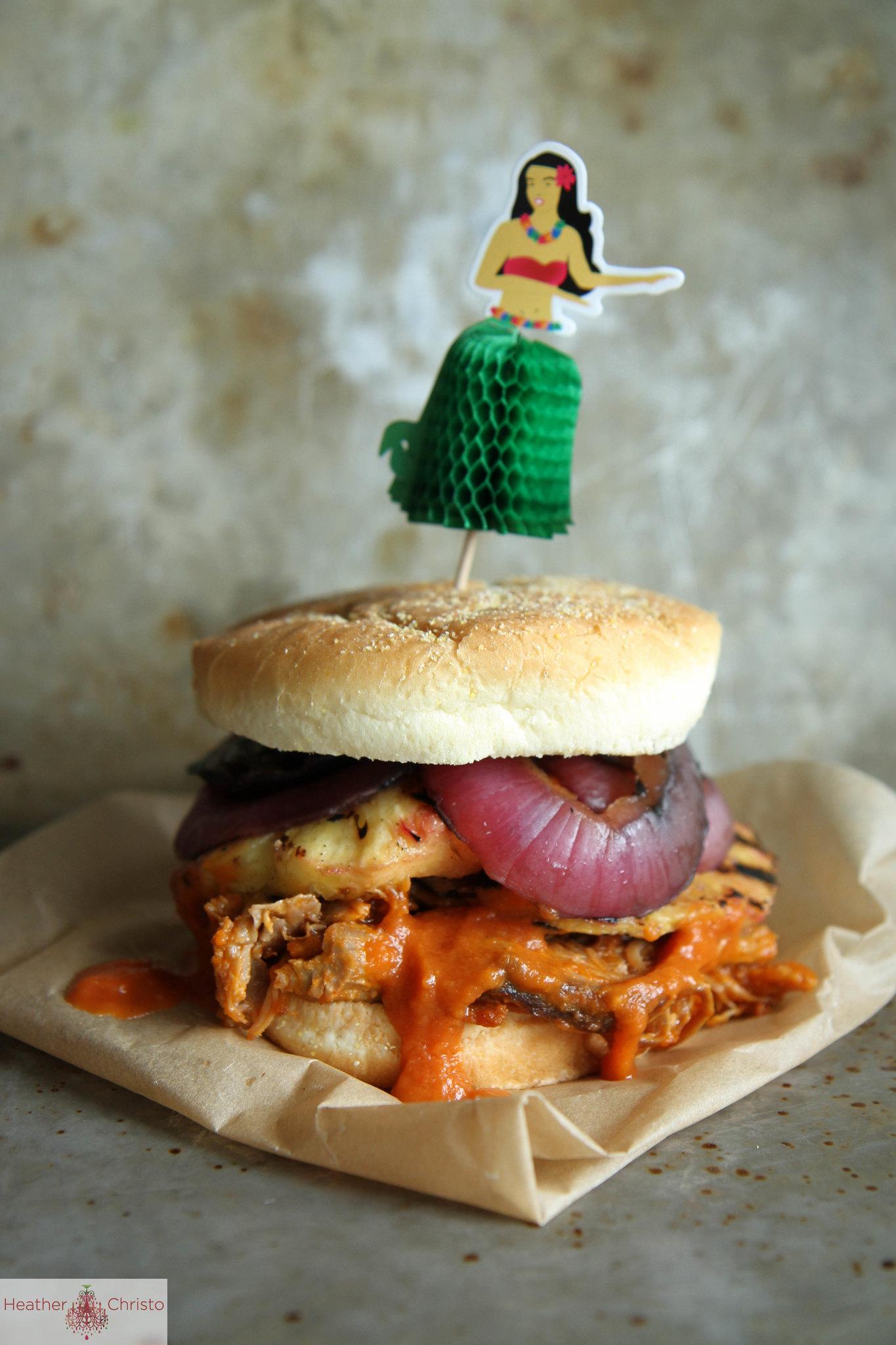Hawaiian Pulled Pork Sandwich | Flickr - Photo Sharing!