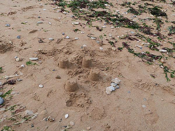 pâtés de sable