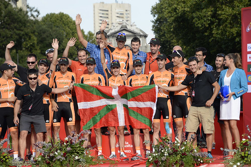 Stage 21. Euskaltel