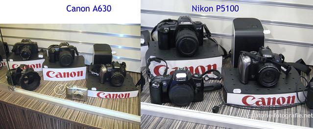 Nikon P5100 vs Canon A630 - compacte din generațiile trecute, dar încă actuale 9837578303_1e6d89af44_z