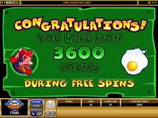 Cashanova Bonus Prize