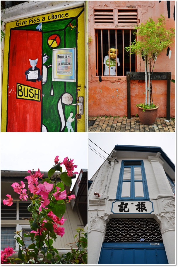 Sights of Malacca