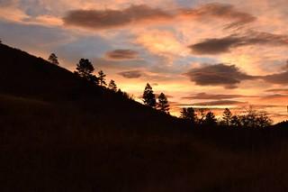 Indian Creek Fifties Sunrise