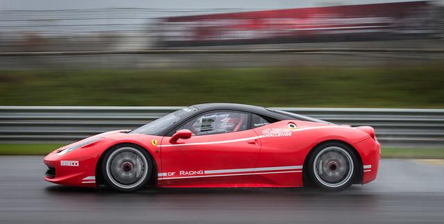Photo:Ferrari 458 Challenge - Circuit Val de Vienne - 15/11/2014 - Image Picture Photography - Organisateur : Club AGC86 Vienne - https://www.twin-loc.fr By www.twin-loc.fr