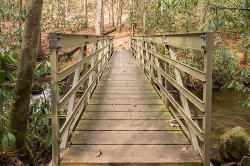 John Reid Clonts Memorial Bridge