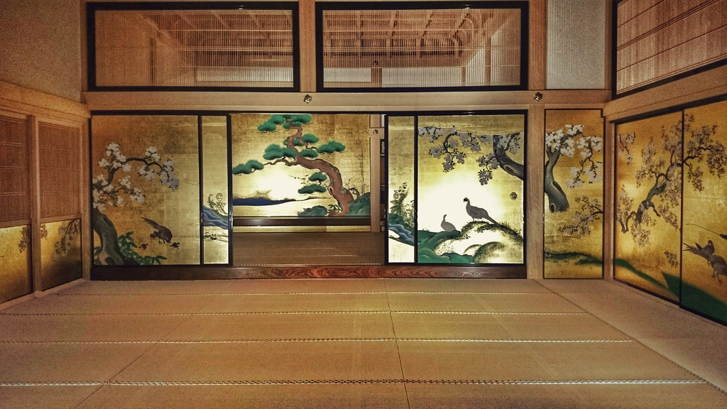 Nagoya Castle Honmaru Palace Audience Room (表書院)