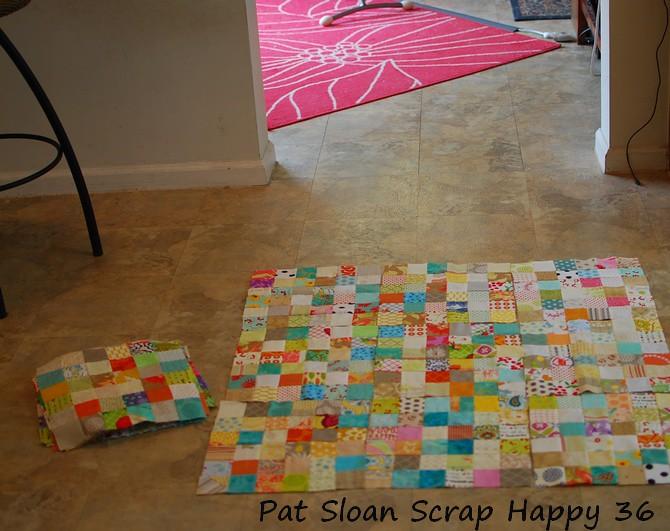 pat sloan Scrap Happy 36square 3