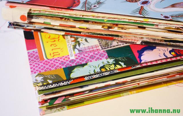 December Journals x 2 (edges)