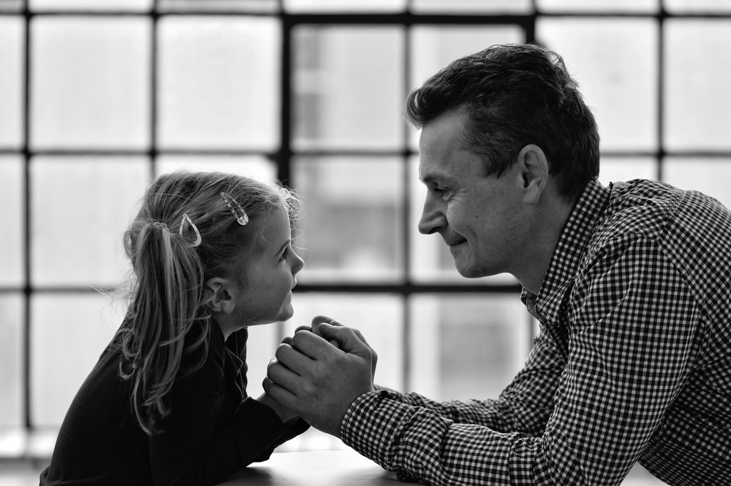 Father&Daughter