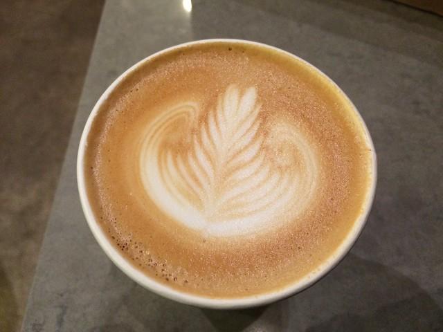 Latte - Peregrine Espresso