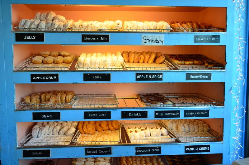 Donut Varieties