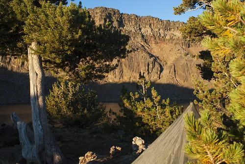 california campsite modoccounty pattersonlake southwarnerrange