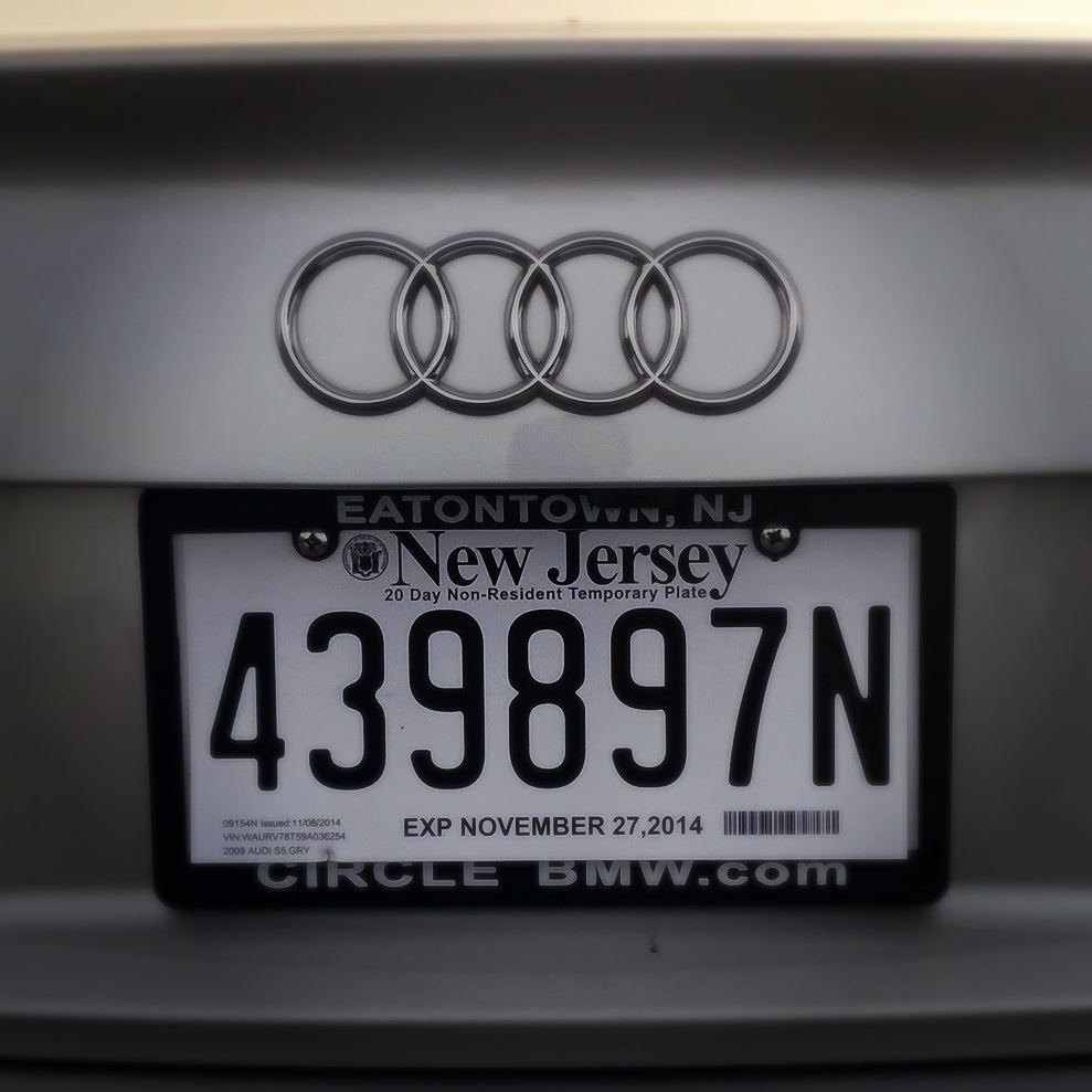 Whats Your License Plate Page 3