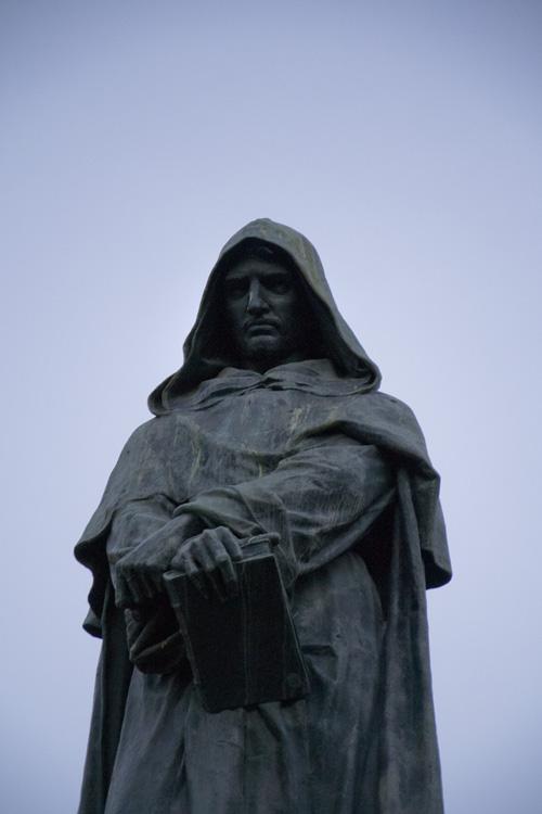 Rome Giordano Bruno