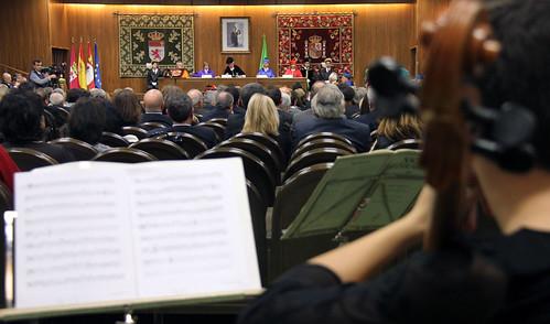 INVESTIDURA DE DOCTORES HONORIS CAUSA DE LA UNIVERSIDAD DE LEÓN - VIERNES 14 DE NOVIEMBRE´14