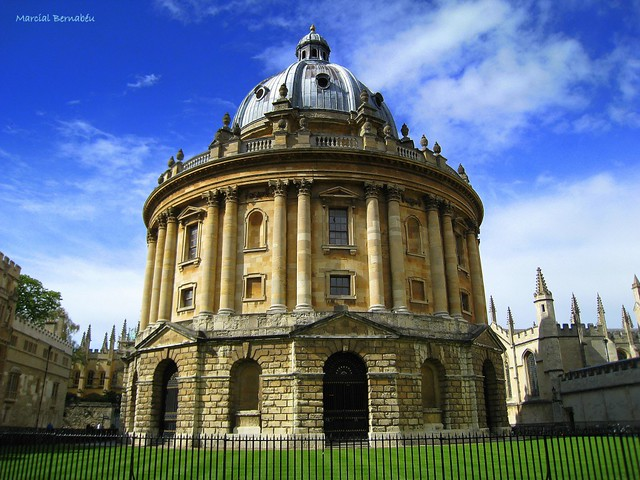 UK - England - Oxford - Radcliffe Camera