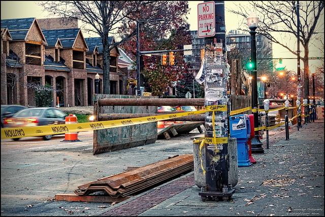 Urban Morning Scenery Flickr Photo Sharing