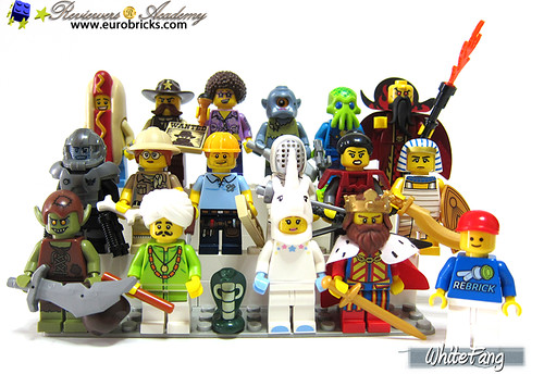 The LEGO Collectable Minifigures Series 13 will be launching on the 1st January 2015 or 1st February 2015 (worldwide)
