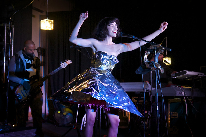 Kimbra - Concert Photos, Denver 2014