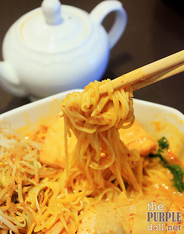 Wee Nam Kee Hainanese Chicken Curry Noodles