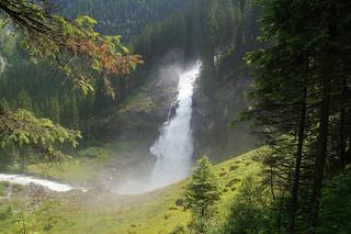 034 Krimml watervallen