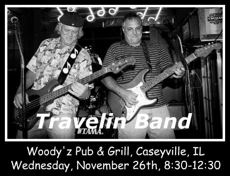 Travelin Band 11-26-14