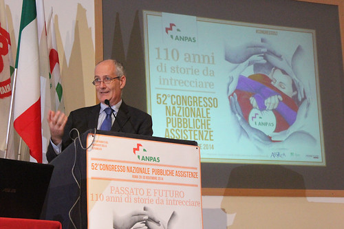 Franco Gabrielli al Congresso 52, 28 novembre