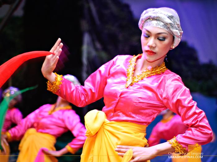 Cultural Show in Puerto Princesa