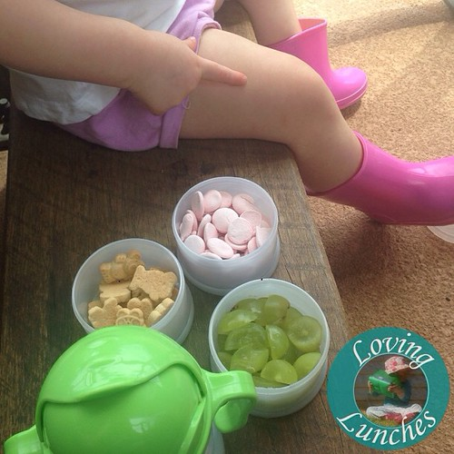 Loving a stair picnic with Honey today… #repurpose formula container and @bboxau weighted straw cup from @biome_eco_stores