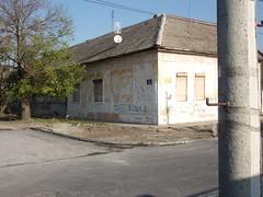 Typical house in Novi Sad