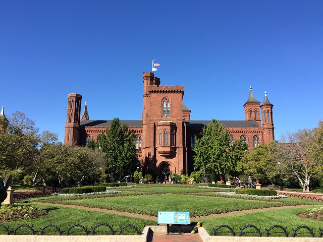 Smithsonian Institution Information Center in the Castle