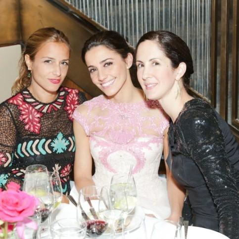 Charlotte Ronson, Shoshanna Lonstein Gruss, Patricia Herrera Lansing