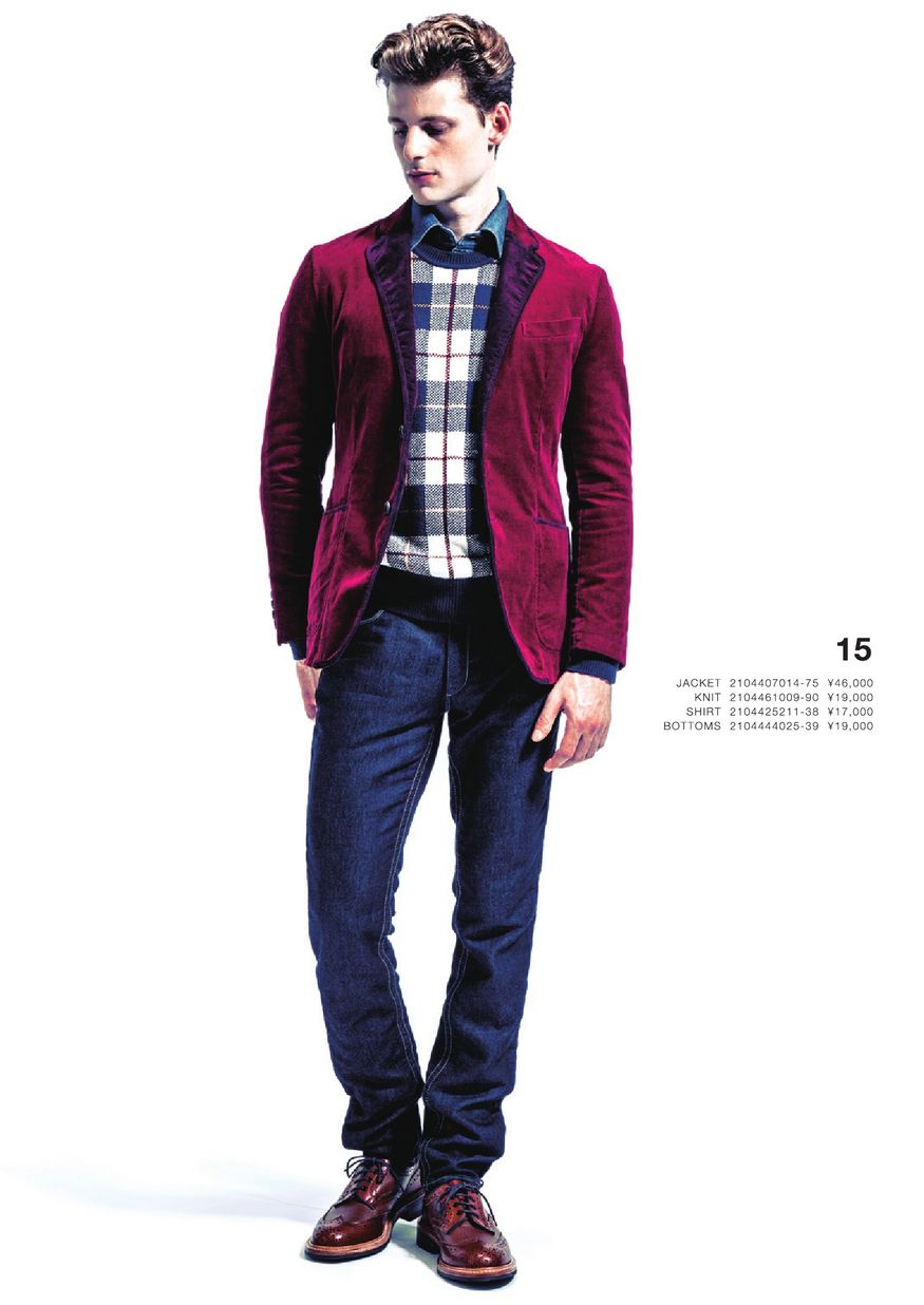 KENT & CURWEN AW14_010Harry Chatfield