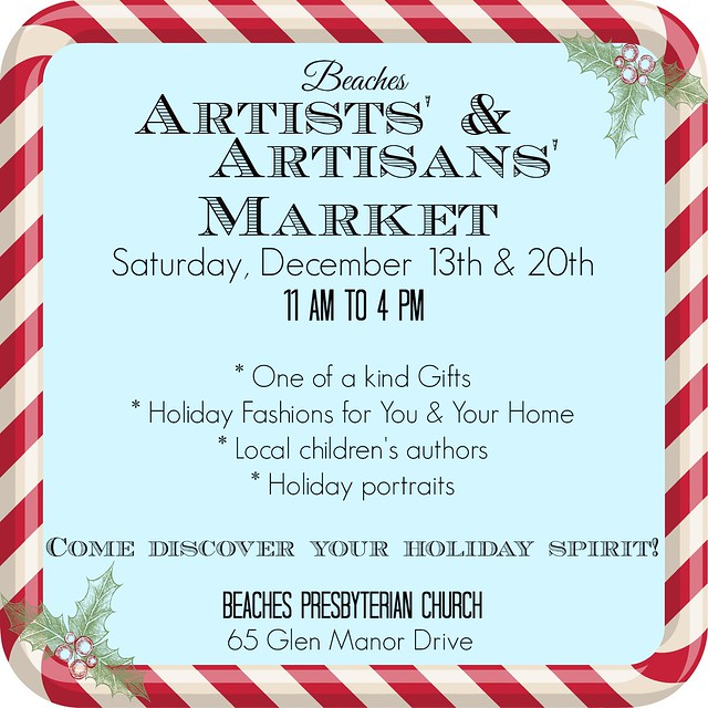 Beaches Artists' & Artisans' Market