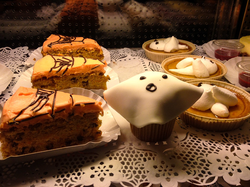 Cable Car Bake Shop Halloween Treats