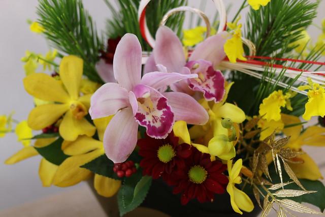 日比谷花壇 お正月 花
