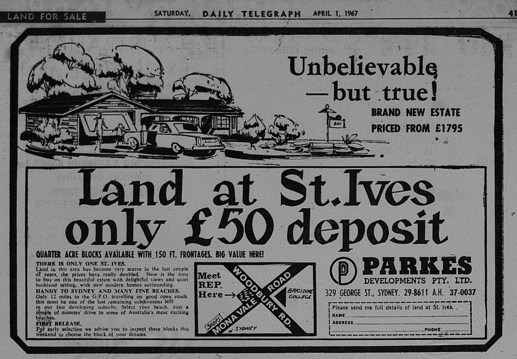 St Ives April 1 1967 Daily Telegraph 41