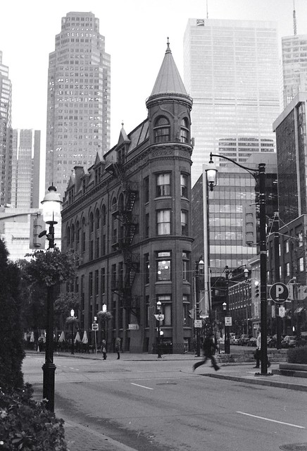 The other Flatiron Building