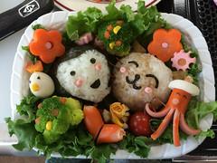 0022 Cute Bento