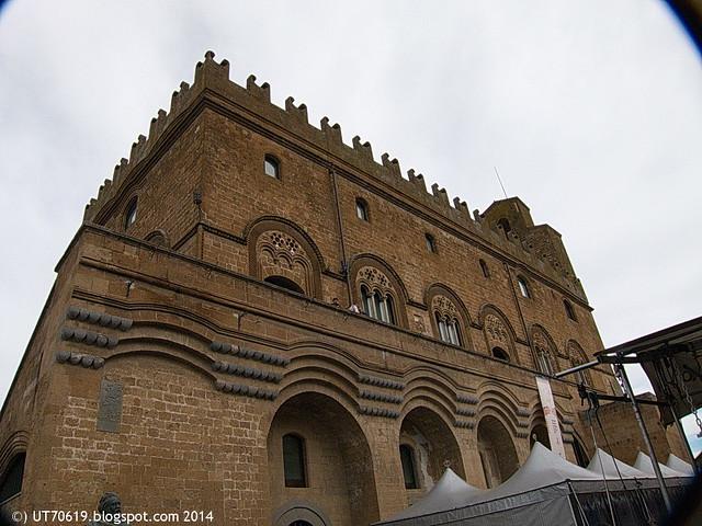 Palazzo del Populo, Orvieto