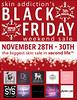 SA's Black Friday Weekend Sale Begins!