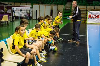 -12 ans M B contre HBC Nantes