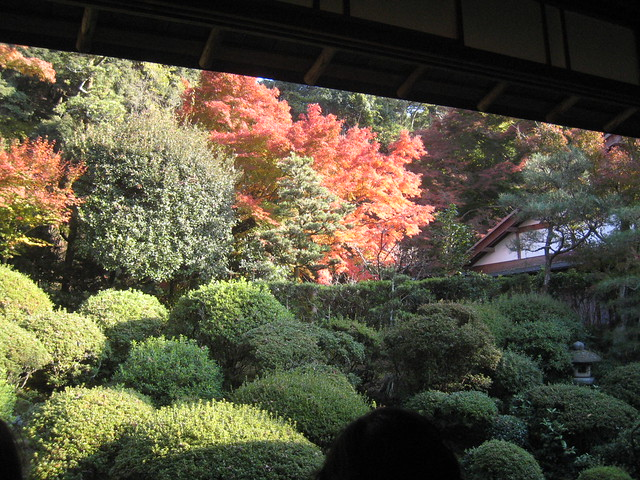 Anrakuji Temple, Shishigatani, Kyoto