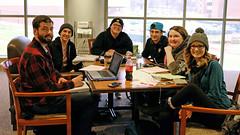 Eye on UMSL: Teamwork:  Dec. 16, 2014