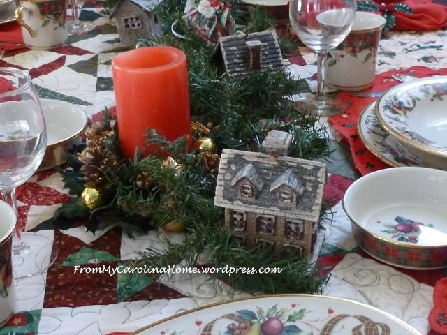 Christmas Table 2014 - 5