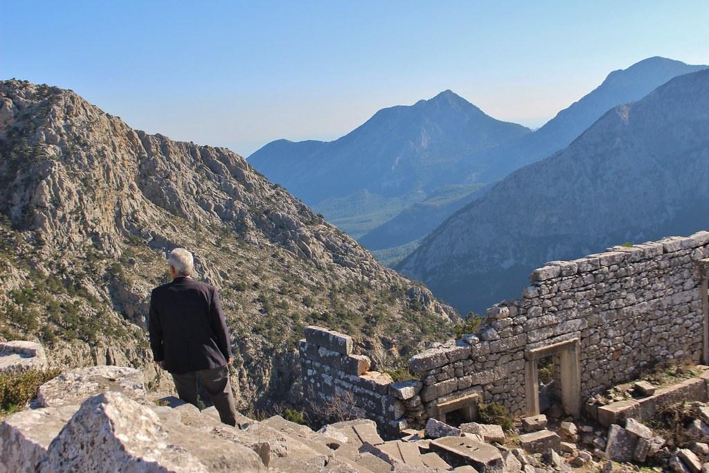 Termessos, Turkki