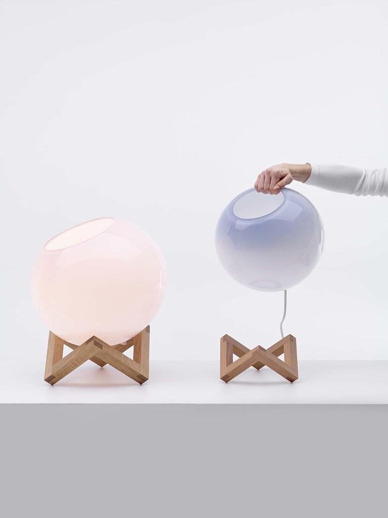MCE Lamps, Note Studio